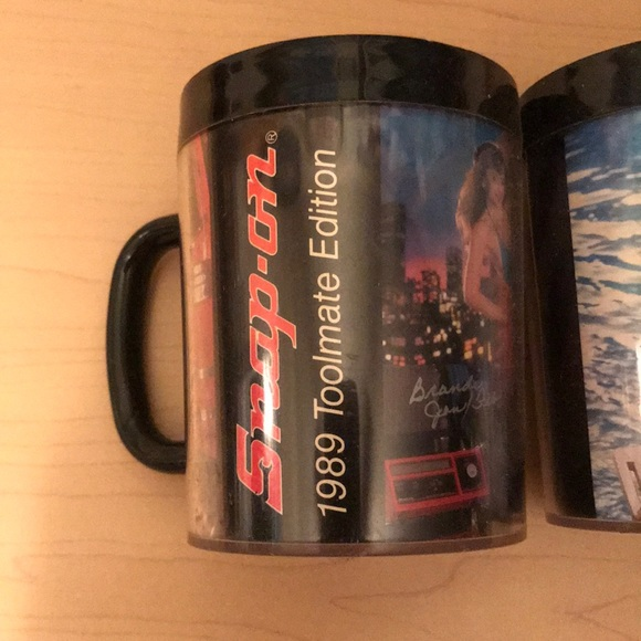 Mugs 3 - Snap On Tools Brand Coffee Mancave